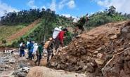 Sạt lở núi ở Phước Sơn: Tìm thấy 9 thi thể