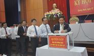 Quảng Nam miễn nhiệm 2 phó chủ tịch UBND, 2 phó chủ tịch HĐND tỉnh