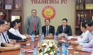 CLB Thanh Hóa được bàn giao cho doanh nghiệp bất động sản của bạn bầu Đệ