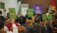 Đại hội thường niên VFF họp kín, bầu người thay ông Cấn Văn Nghĩa