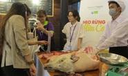 """Thịt heo rừng hữu cơ lần đầu xuất hiện tại """"Organic Town – Gis Market"""""""