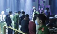Bình Dương: Kiểm tra quán bar SIX T Club, phát hiện 74 người dương tính ma túy