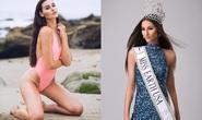 Cận cảnh nhan sắc Tân Hoa hậu Trái đất