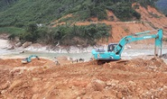 Tìm nguyên nhân trượt lở đất ở Rào Trăng 3