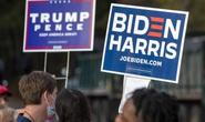 Tỉ số hiện tại bầu cử Mỹ: Ông Biden 85 - Tổng thống Trump 61