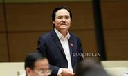 Bộ trưởng Phùng Xuân Nhạ nêu lý do giá SGK mới cao gấp đôi