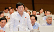 Ông Phạm Phú Quốc bị bãi nhiệm đại biểu Quốc hội