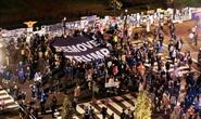Bầu cử Mỹ: Người biểu tình tiến sát Nhà Trắng, đụng độ cảnh sát