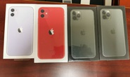 TP HCM: Thu giữ hàng chục iPhone 12 xách tay