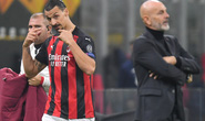 Ibrahimovic tịt ngòi, AC Milan chấm dứt chuỗi 24 trận bất bại