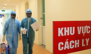 Ghi nhận thêm 3 ca bệnh sáng nay 6-11, Việt Nam có 1.210 bệnh nhân Covid-19