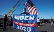 AP, CNN: Ông Biden chiến thắng, thành tổng thống Mỹ