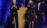 Nhìn vợ, tim ông Biden vẫn lỗi một nhịp!