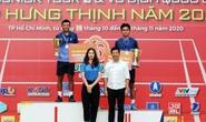 Hoàng Nam giành cú đúp vô địch quần vợt quốc gia
