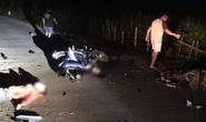 2 xe máy đấu đầu, 4 người thương vong