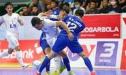 10 đội bóng dự Giải Futsal HDBank Cúp Quốc gia 2020