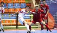 Futsal Việt Nam hướng mục tiêu dự World Cup 2021