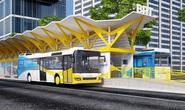 TP HCM khởi động lại tuyến xe buýt nhanh số 1 với vốn đầu tư gần 3.300 tỉ đồng