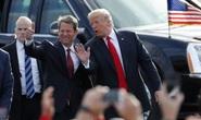 Bầu cử Mỹ: Khẩu chiến giữa Tổng thống Trump và bang Georgia