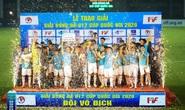 Thắng kịch tính, U17 PVF vô địch Giải U17 Cúp quốc gia 2020