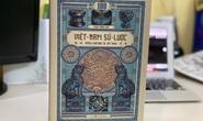 Ra mắt ấn bản mới Việt Nam sử lược của học giả Trần Trọng Kim