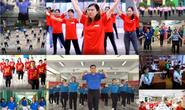 Tổng LĐLĐ Việt Nam mở hệ thống bình chọn clip thi bài thể dục giữa giờ