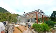 Bắt đầu cưỡng chế tháo dỡ làng biệt thự trái phép cạnh hồ Tuyền Lâm - Đà Lạt