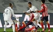Thủ môn phá lưới nhà bằng lưng, Atletico trắng tay trước Real Madrid