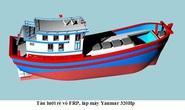 Ngân hàng rao bán nhiều tàu biển và tàu cá trị giá hơn 500 tỉ đồng
