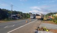 Bình Phước: Xe máy tông đuôi xe tải với tốc độ cao, 1 người tử vong