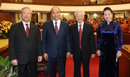 Chủ tịch QH Nguyễn Thị Kim Ngân điều hành ngày làm việc thứ hai Hội nghị Trung ương 14