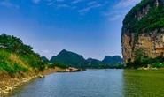 Đóng thuyền xuôi sông Mã