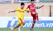 U21 Sông Lam Nghệ An thể hiện bản lĩnh và kinh nghiệm