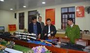 Phát hiện lô vũ khí khủng ở TP Hạ Long