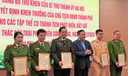 Bí thư Vương Đình Huệ gửi thư khen vụ bắt 11 tàu cùng 32 kẻ bảo kê cho cát tặc