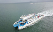 Ai hưởng lợi khi phà biển TP HCM - Vũng Tàu hoạt động?