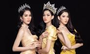 Hoa hậu Việt Nam Đỗ Thị Hà và hai á hậu lột xác sau 1 tháng đăng quang