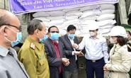 Việt Nam tặng 1.000 tấn gạo hỗ trợ Lào khắc phục thiên tai