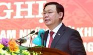 Bí thư Vương Đình Huệ: Luân chuyển cán bộ ở những vị trí nhạy cảm để phòng chống tham nhũng
