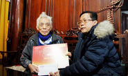 Mai Vàng nhân ái thăm 3 văn - nghệ sĩ tại Quảng Bình và TP HCM