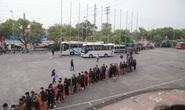 Người hâm mộ Phú Thọ xếp hàng dài mua vé trận đội tuyển Việt Nam - U22 Việt Nam