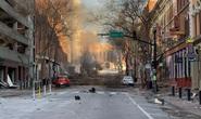 Mỹ: Nổ lớn làm rung chuyển trung tâm TP Nashville