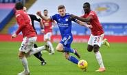 Man United nhận trái đắng, Leicester vững ngôi nhì bảng