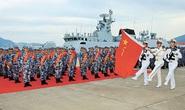 """Mỹ """"níu chân"""" Trung Quốc ở biển Đông 110 ngày"""