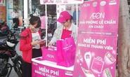 AEON Việt Nam khuyến khích khách hàng dùng túi riêng khi mua sắm