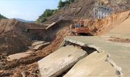 Bộ NN-PTNT vào cuộc tuyến kênh 4.300 tỉ đồng bất ngờ đứt gãy 50 m giữa mùa khô