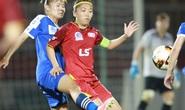 Chung kết sớm bóng đá nữ Việt Nam
