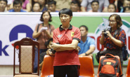 Bóng chuyền nữ VTV Bình Điền Long An có nữ tướng