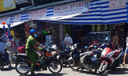 TP HCM: Trưởng Ban quản lý chợ Kim Biên bị đâm chết