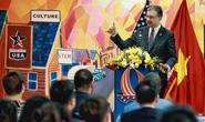Đại sứ Daniel Kritenbrink khai trương Không gian Mỹ tại tỉnh Thái Nguyên